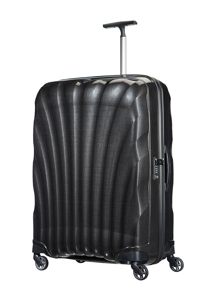 81cm Samsonite Cosmolite in Black