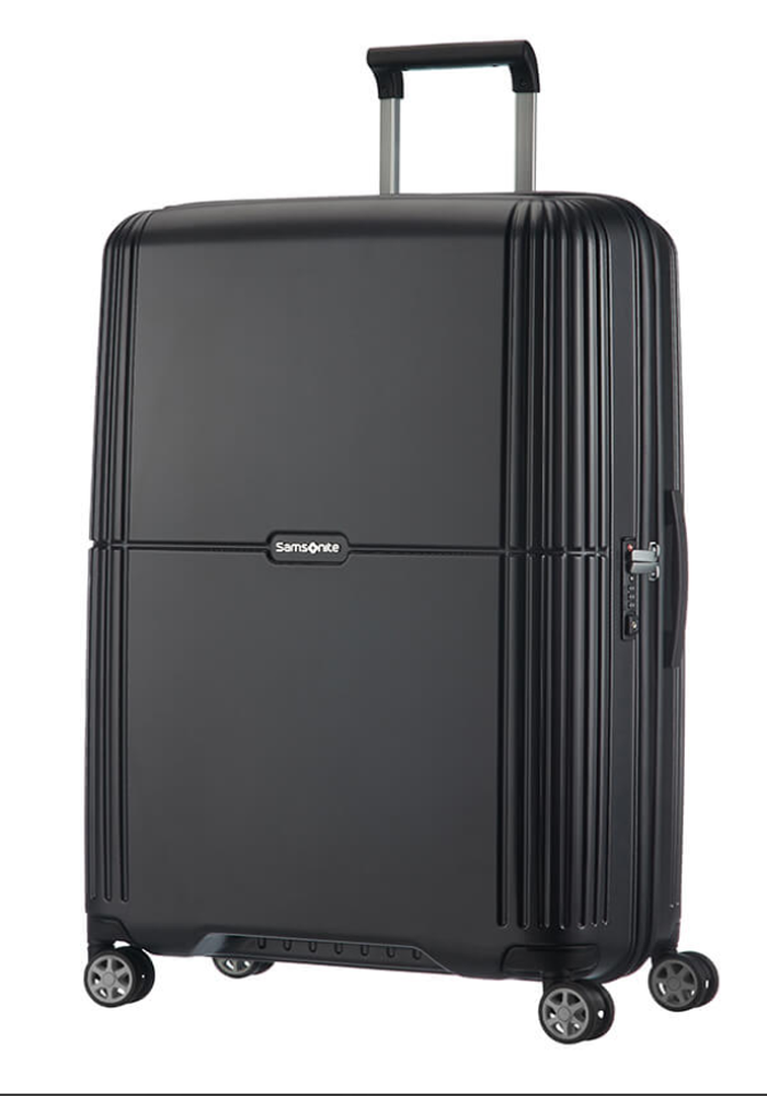 Samsonite Orfeo 75cm spinner suitcase in the colour Black