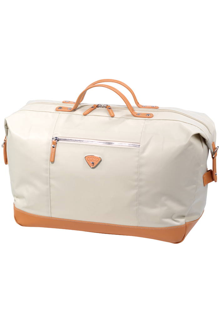 "Jump Cassis Riviera Soft Duffle 18"" in the colour Beige"