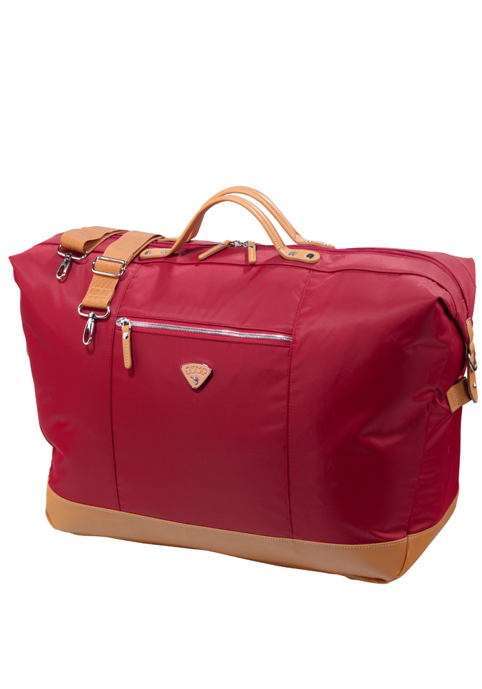 "Jump Cassis Riviera Soft Duffle 22"" in the colour Red"