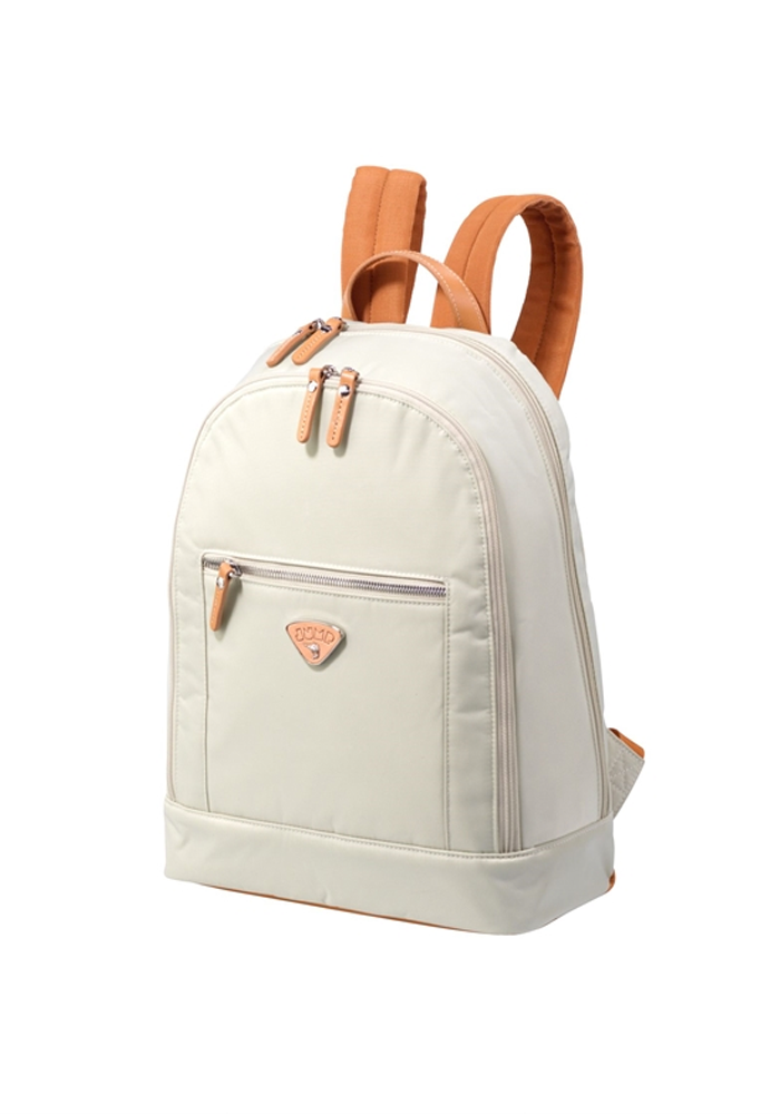 Jump Cassis Riviera Medium Backpack in Beige