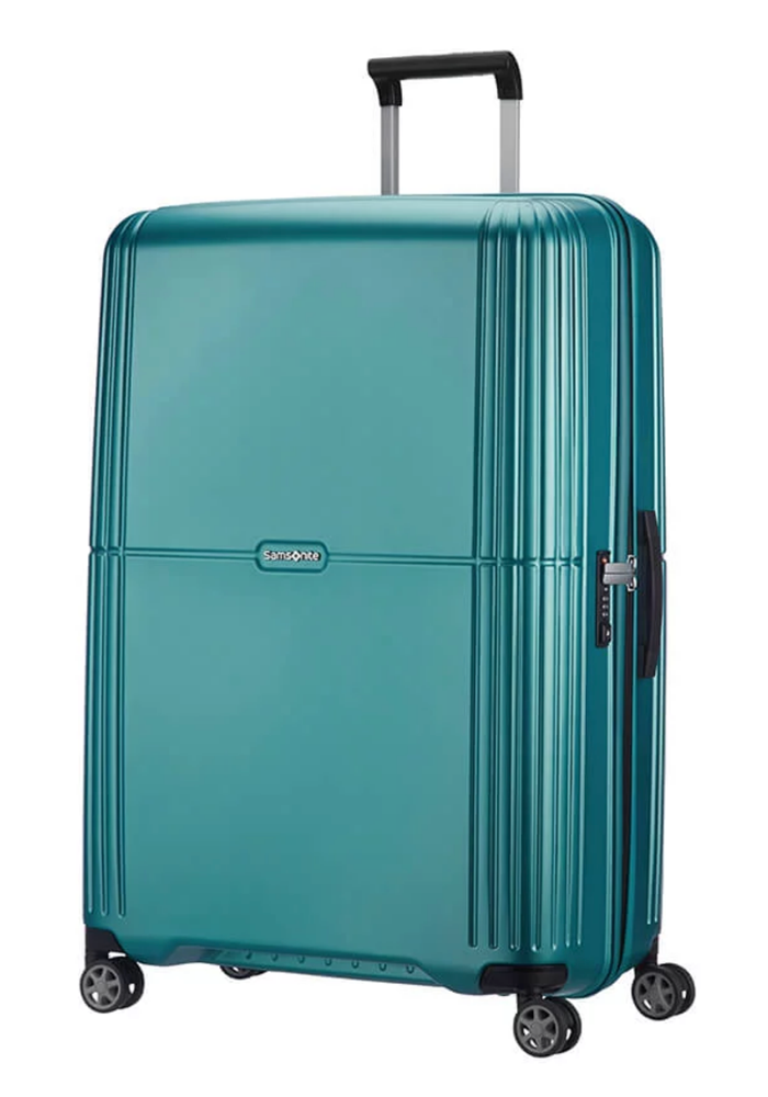 Samsonite Orfeo 81cm Spinner Suitcase in Blue Lagoon