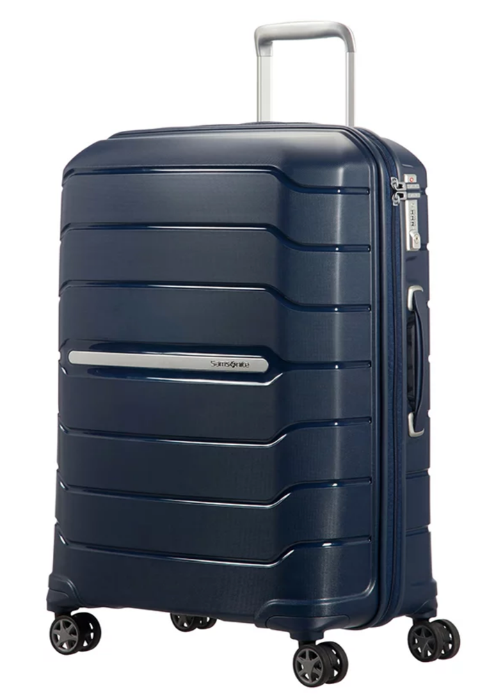 Samsonite Flux 68cm in Navy Blue